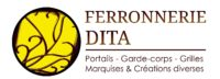 Ferronnerie DITA Logo